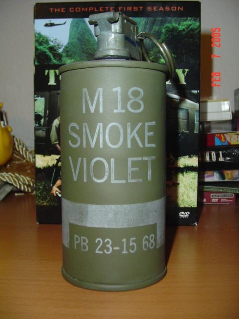 M18 Smoke Grenades - AR15 COM